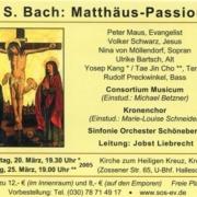 2005_Matthäuspassion_mit Jahr