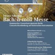 2009_Bach h moll Messe