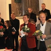 Ingo Ingensand, Ulrich Kaiser, Michael Betzner, Vinzenz Weißenburger